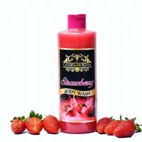 Strawberry Body wash 500g